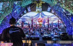 סט פרוגרסיב פסייטראנס של Katharsis מפסטיבל 2016 Psychedelic Circus Ferris Wheel, Fair Grounds, Travel, Viajes, Destinations, Traveling, Trips