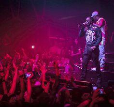 "Puff Daddy Hosts His ""Bad Boy Reunion Tour"" After-Party at Hakkasan Las Vegas (Photo credit: Joe Janet)"