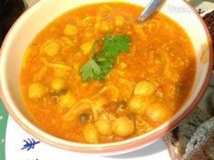 Harira - marocká polievka (videorecept) Quinoa, Ale, Ethnic Recipes, Food, Bulgur, Ale Beer, Ales, Hoods, Meals