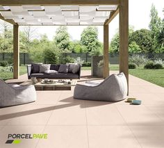 PorcelPave patio tiles are perfect for all sorts of outdoor applications