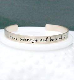 Have Courage and Be Kind  Cinderella by 3LittlePixiesShoppe