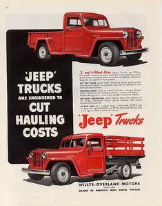 Jeep Trucks.