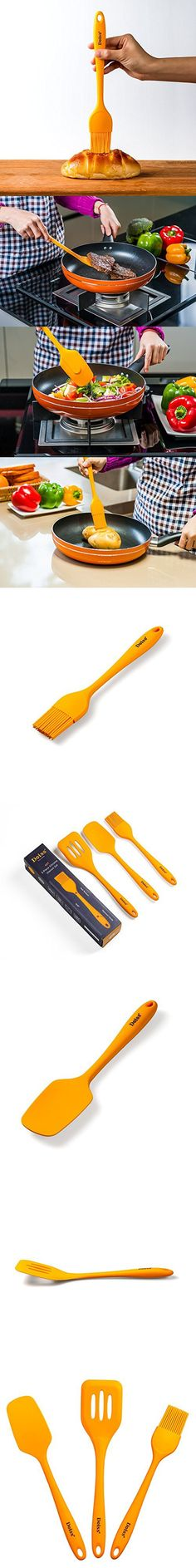 JB Prince Mini Flat Silicone Decorating Tool