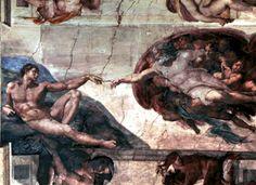 Capella Sixtina, Miquel Angel