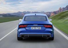Les Audi RS6 et RS7 Performance sortent le grand jeu et déploient 605 ch ! - http://www.leshommesmodernes.com/audi-rs6-rs7-performance/