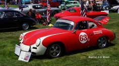 1963 Porsche 356 vintage race car at Steve McQueen Car and Motorcycle Show 2015 http://www.specialcarstore.com/content/friends-steve-mcqueen-car-show-boys-republic-rally-may-14-15