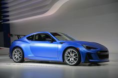 Subaru BRZ STI Performance