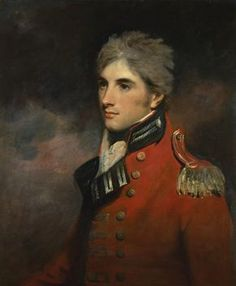 John Hoppner, R.A. LONDON 1758 - 1810 PORTRAIT OF GENERAL SIR GEORGE MURRAY (1772-1846), HALF-LENGTH Sotheby's