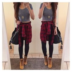 27 Best of Tumblr Outfits for Fall ❤ liked on Polyvore featuring outfits