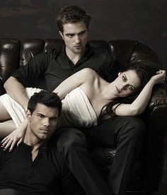 threesome Twilgiht edward carlisle bella