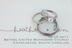 Cute photo idea - rings with program, names and wedding date Wedding Poses, Wedding Engagement, Wedding Rings, Engagement Rings, Dream Wedding, Wedding Dreams, Wedding Stuff, Pretty Rings, Wedding Photography