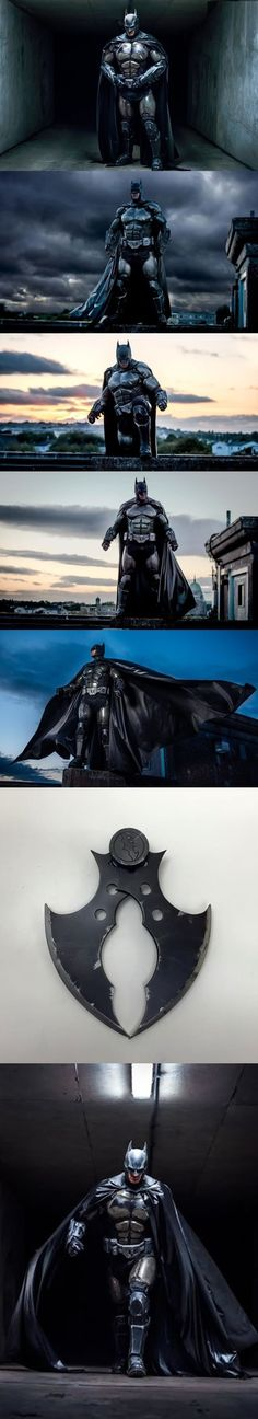 Batman cosplay