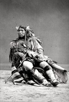 Native American Indian Man