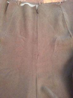 1000 id es sur fermetures clairs sur pinterest - Coudre une fermeture eclair sur une robe ...