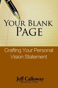 Your Blank Page