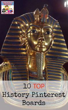 10 best history pinterest boards pinterest board, social studi, histori pinterest