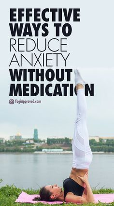 Effective Ways to Reduce Anxiety Without Medication