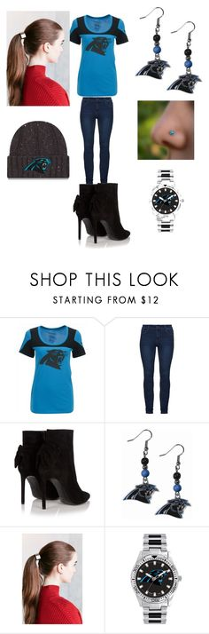 """Outfit Created By My Sister"" by shariellstyles ❤ liked on Polyvore featuring NIKE, Yves Saint Laurent, Urban Outfitters and Game Time"