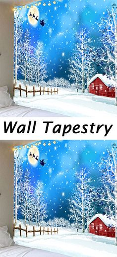 50% OFF Christmas Wall Tapestries
