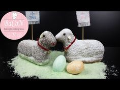 Húsvéti bárány süti