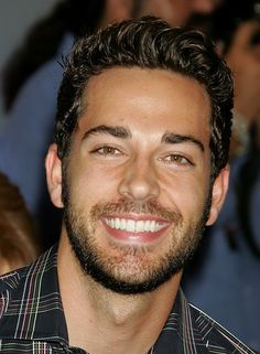 Zachary Levi So cute