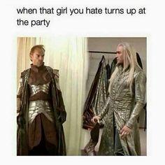 I love this hobbit meme