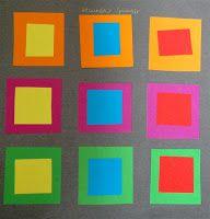 In navolging van Lesje over kleuren 1  een les over het effect dat kleuren op elkaar hebben.  Doel van de deze les is dat leerlingen ontdekk...