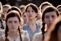 The Hunger Games: Book vs. Movie   My Tiny Obsessions - Katniss