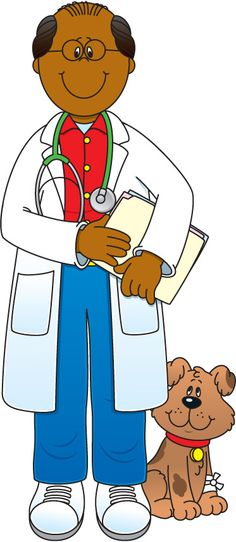 Community Helper: Veterinarian Preschool Jobs, Community Helpers Preschool, Kindergarten, Community Workers, Cute Clipart, Letter Templates, Pre School, Clip Art, Barn