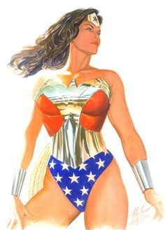 Alex Ross - Wonder Woman                                                       …