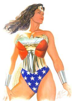 Alex Ross - Wonder Woman                                                       …