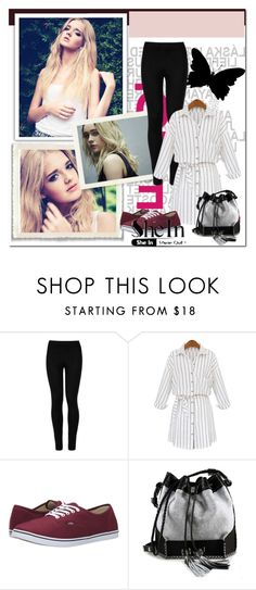 """""""SheIn"""" by maidaa12 ❤ liked on Polyvore featuring BEA, Wolford, Vans and Carianne Moore"""