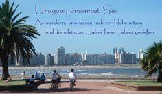 URUGUAY - Auswandern / ein neues Zuhause Eine rechtzeitige und sorgf&aumlltige Vorbereitung eines derartigen Vorhabens ist das A und O &hellip und wir stehen Ihnen gerne mit Rat und Tat zur Seite. Zudem Rat, Beach, Outdoor, Uruguay, New Homes, Germany, Outdoors, The Beach, Rats