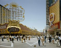 Golden Nugget & Horseshoe, June 27, 1982 | by Stephen Shore