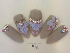 Ногтеманияк | Маникюр, ногти, идеи дизайна #unasdecoradas