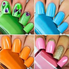 Top 50 Nail Art Ideas That You Will Try!