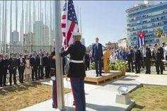 Інциденти, що позначилися на здоров'ї персоналу посольства США в Гавані, відбулися наприкінці минулого року