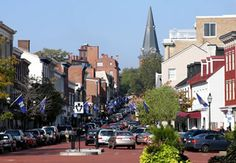Annapolis: totally awesome place (when you're not trapped at the Naval Academy) I miss it.