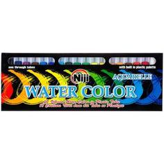 Yasutoma Niji 18-Color Watercolor Set