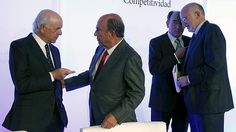 La Audiencia cita a declarar a Botín, González y Fainé por el caso Bankia               Juan fernández Miranda/AGENCIAS / madrid     Día 08/05/2013