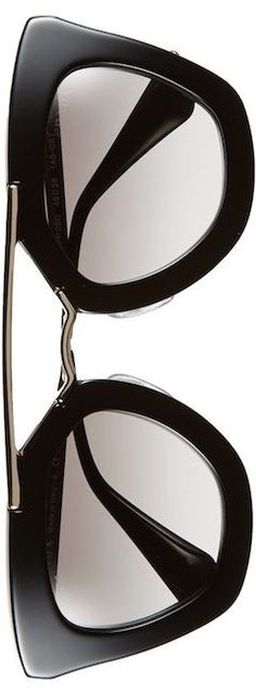 Prada. #Sunglasses #Sunnies #FashionSunnies