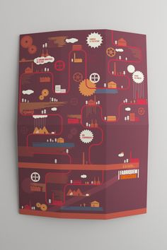 Fabriquem Emocions by Astrid Ortiz, via Behance