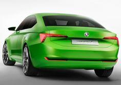 2014 Skoda Vision C redesign Maserati, Ferrari, Crash Test, Car Posters, Poster Poster, Skoda Superb, Classic Sports Cars, Auto News, Car Car