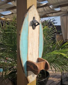 Every kitchen or bar needs one of these kick ass surf board bottle openers! This is the perfect addition to any beach, surf or nautical themed home and perfect for your tiki bar! • • • • • • • • • • • • • • • • • • • • • • • • • • • • • • • • • • • • • • • • • • • • • • • • • • HOW