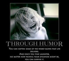 life inspiration quotes: The power of laughter quote#