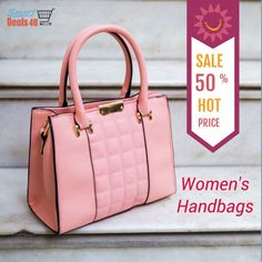 Get online Handbags for women's on Smartdeals4u.com!! #Handbags #women #Bags #Accessories #Leather  Whats App :- 9953089027  FOR BUY :- smartdeals4u.com