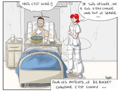 Skuld is funding a project on Ulule: Soskuld, la vie d'une aide-soignante. Japan Expo, Caregiver, Art Therapy, Book Art, Cartoons, Get Well Soon, Nurse Humor, Male Nurse, Adorable Animals
