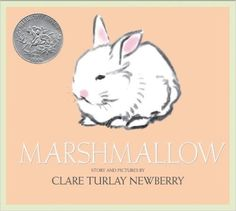 Marshmallow: Clare Turlay Newberry: 9780060724887: Amazon.com: Books