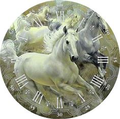 White horses in movement. Beautiful painting by Belarusian artist Yuri Yarosh Arte Equina, Decoupage, Image New, Horse Artwork, Horse Drawings, Albrecht Durer, White Horses, Equine Art, Horse Pictures