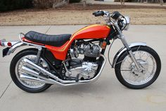 Find this Triumph Hurricane for sale in Seneca, South Carolina with bidding up to $15,500 and the reserve not yet met or a BIN of $26,000 here on eBay.